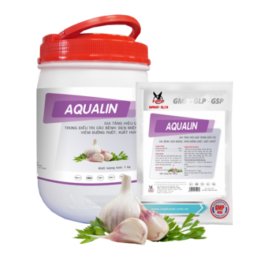AQUALIN (GARLIC GLUE)