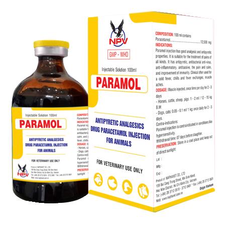 Paramol Paramol Tablet
